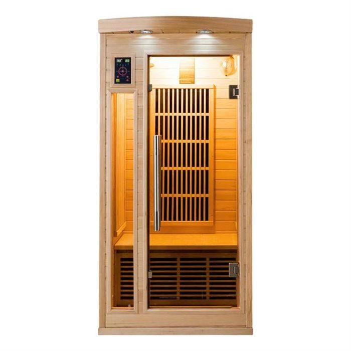 Sauna infrarouge avec livraison sur le 13 prix