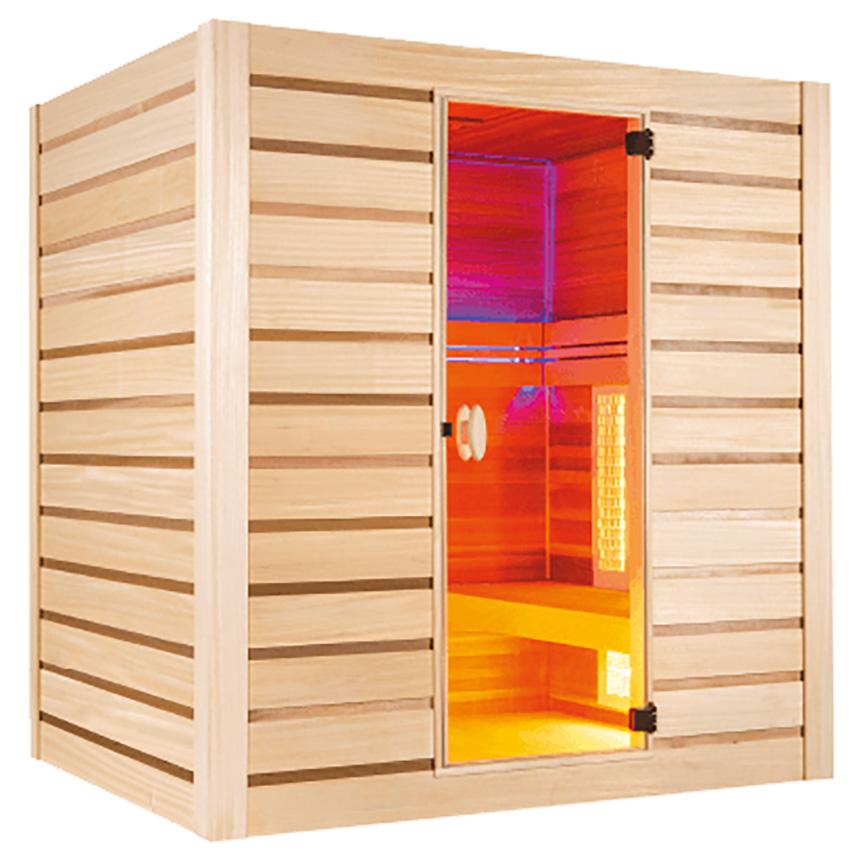 co t d 39 un sauna vapeur et infrarouge avec livraison sur perpignan piscine en ligne arobase. Black Bedroom Furniture Sets. Home Design Ideas