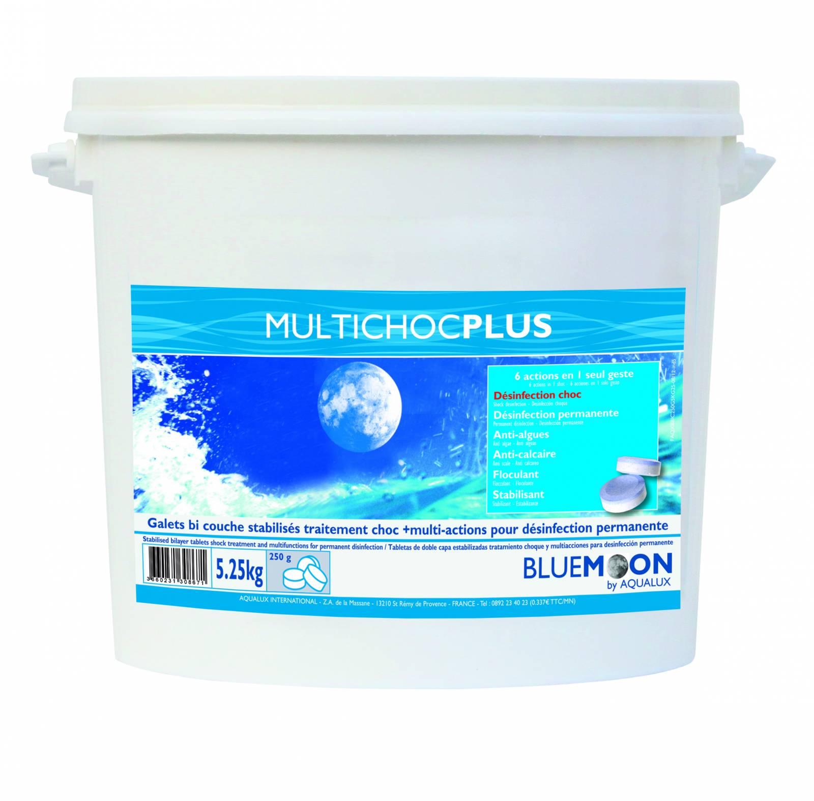 Acheter du chlore multifonction pour piscine