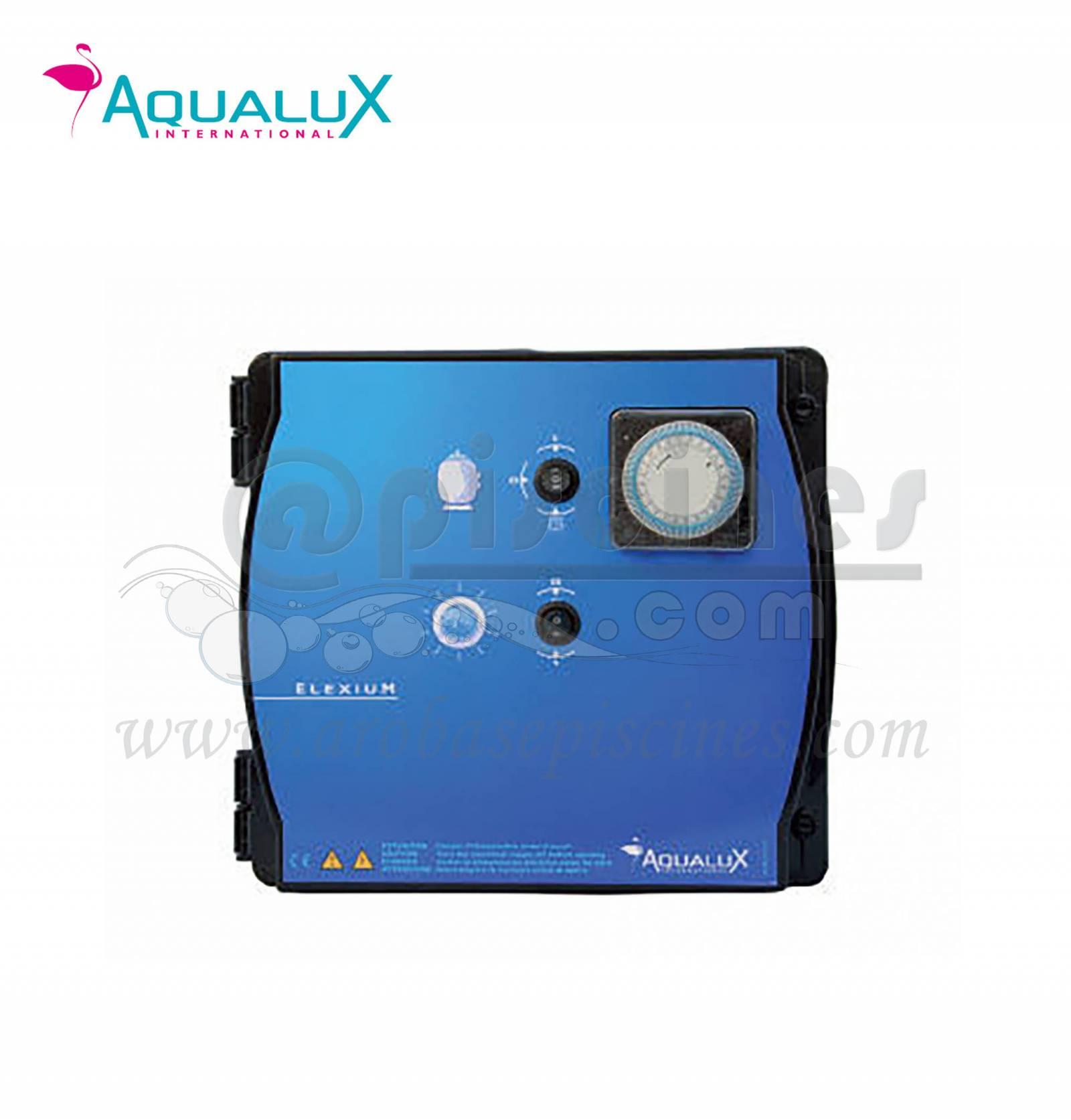 coffret electrique pour piscine béton ou polyester