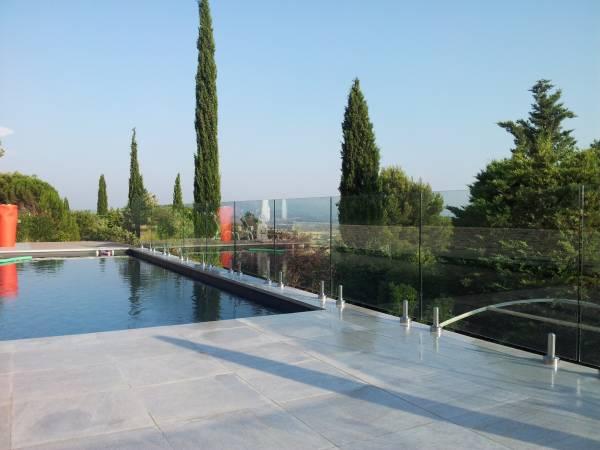 barri�re en verre pour piscines
