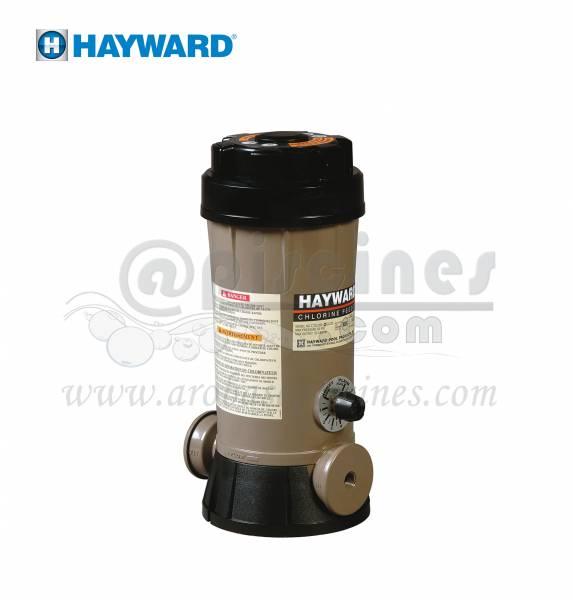 chlorinateur/brominateur hayward montage facile