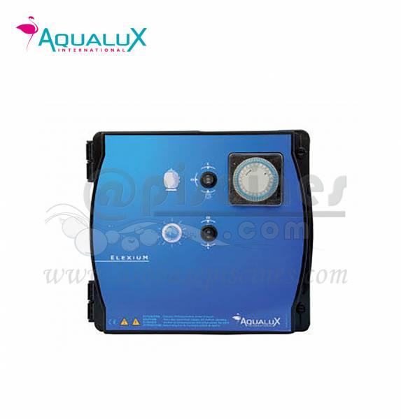 coffret electrique filtration et balai automatique