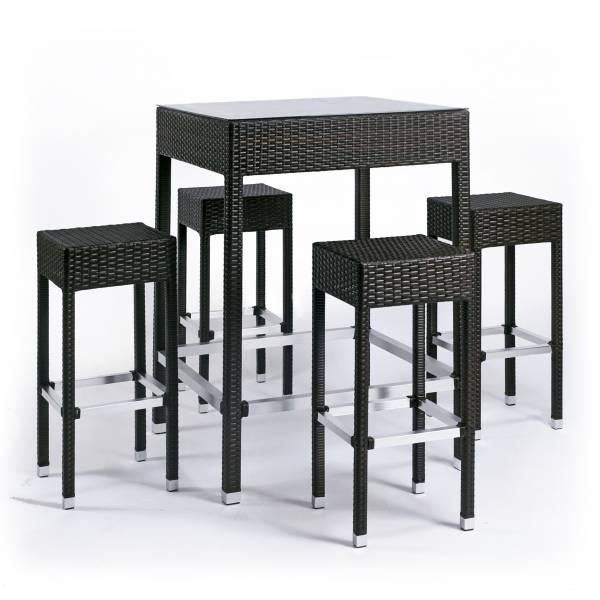 ACHETER UNE TABLE BAR EN RESINE TRESS�E H�MISPH�RE �DITION
